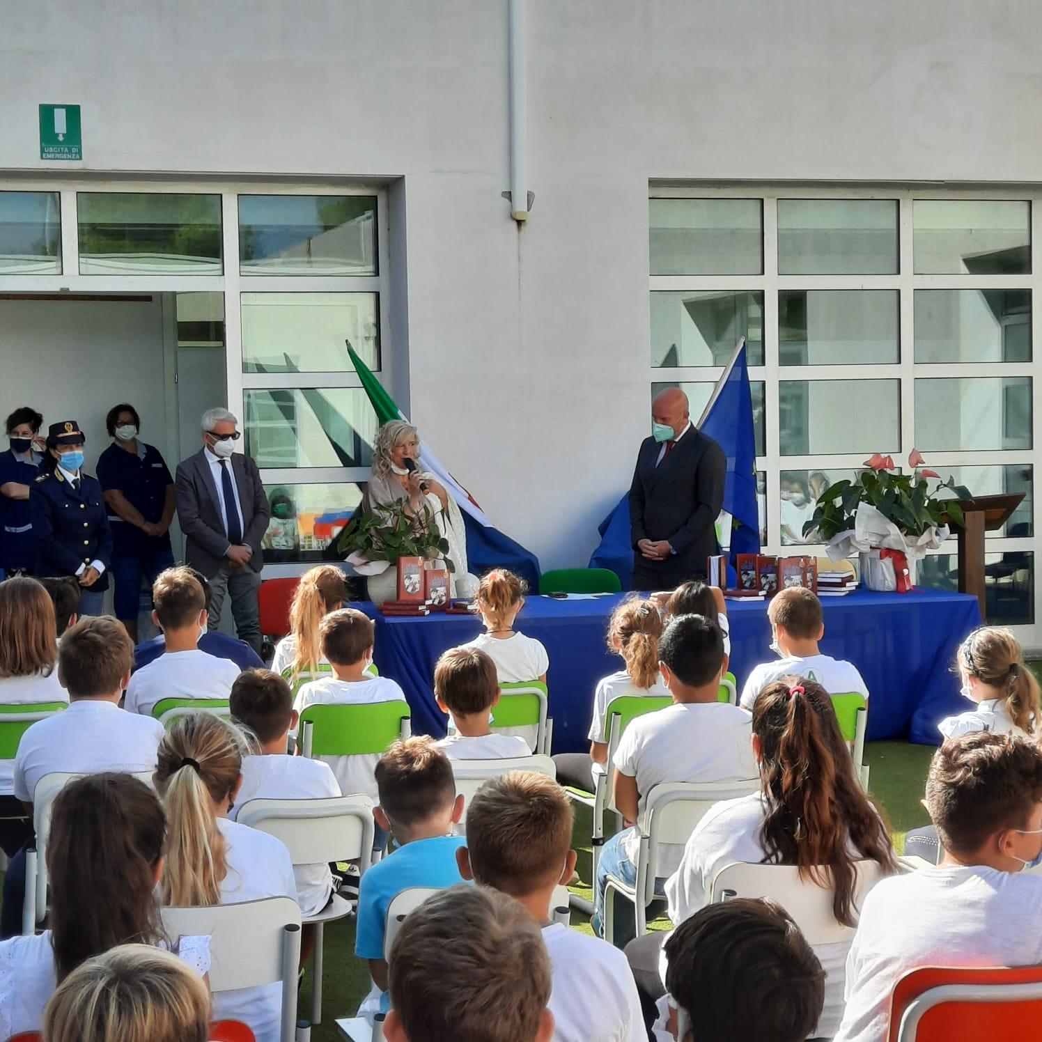 Polizia di Stato – Campagna di diffusione diari scolastici 2020-21